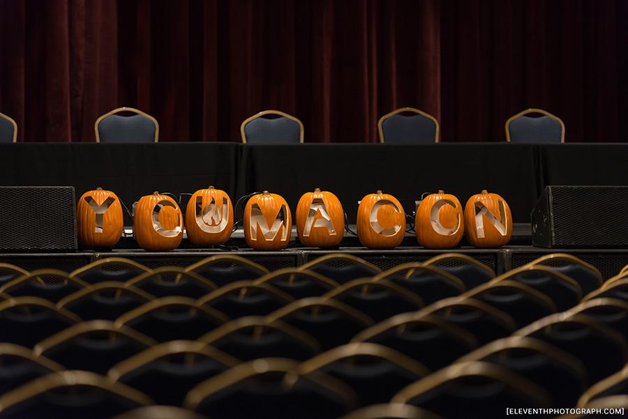Youmacon Pumpkins
