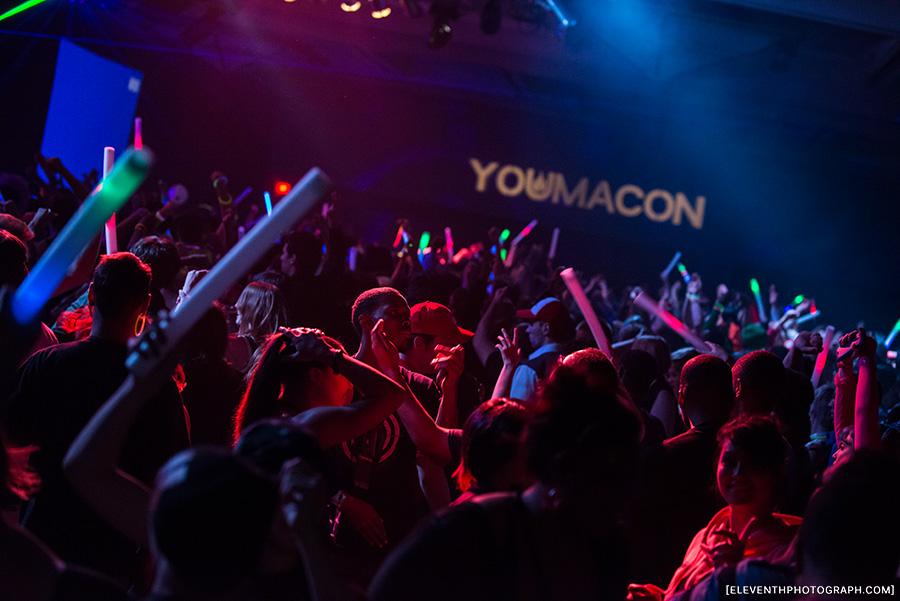 Youmacon Sat Night Rave