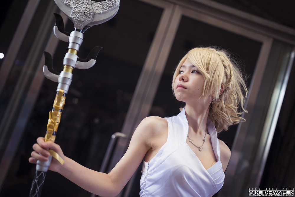 Cosplay by:  Sally_Camillus