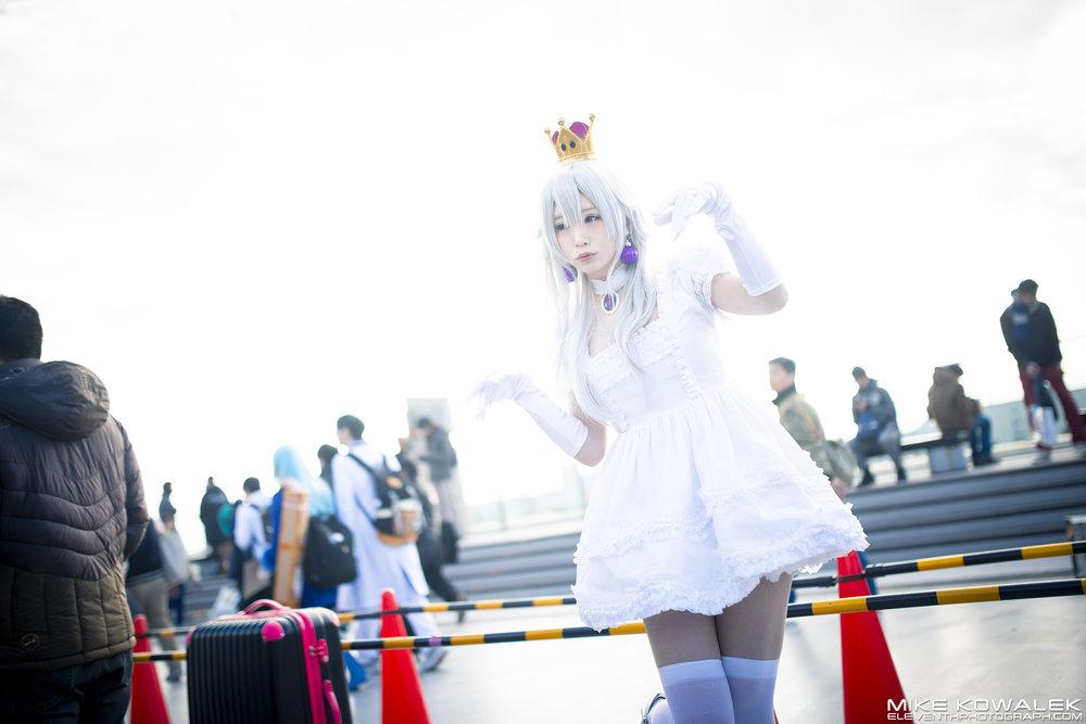 Cosplayer:  itsuki_akira