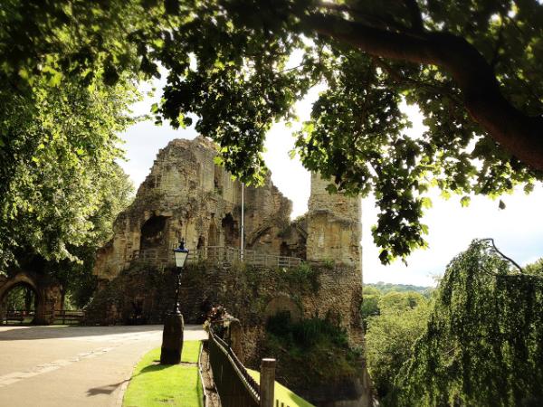 Image by  Kelly Chang , Knaresborough Castle