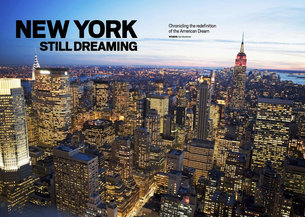 New York - Still Dreaming