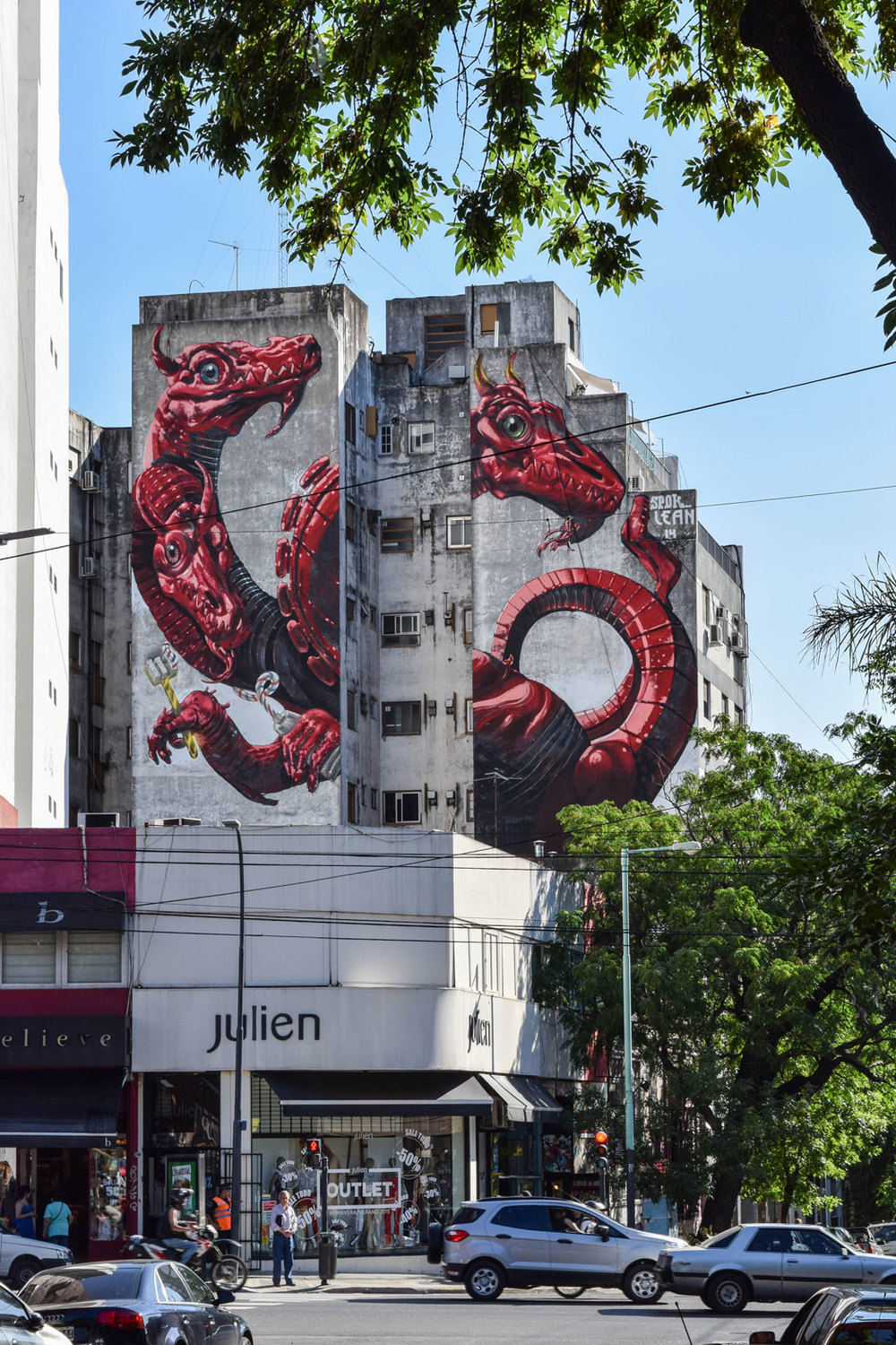 The Dragon - Buenos Aires
