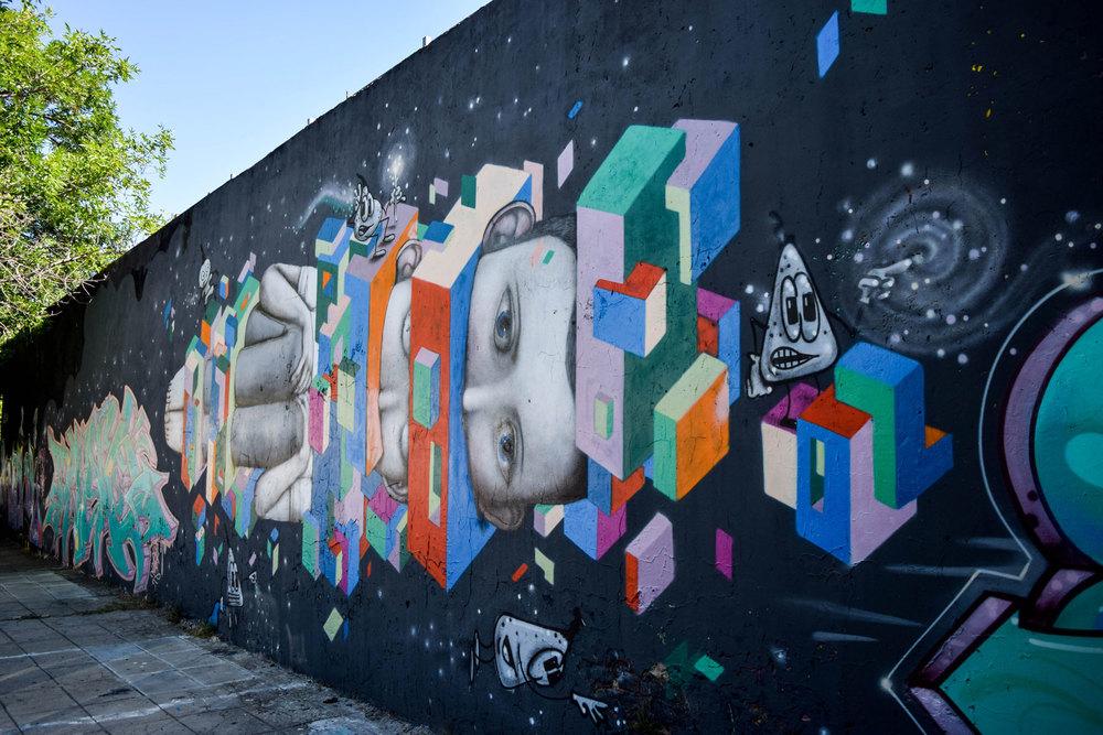 Graffitimundo - Chacaritas