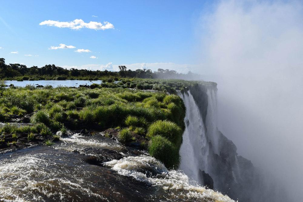 Waterworld: Iguazu Falls
