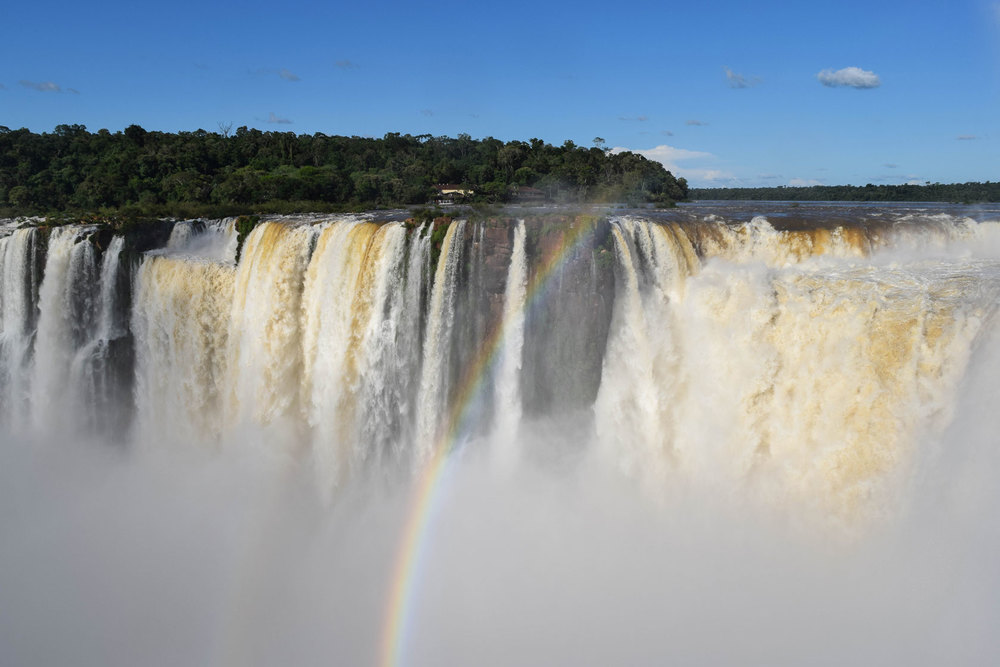 Iguazu Falls - the seventh wonder of the world, Argentina