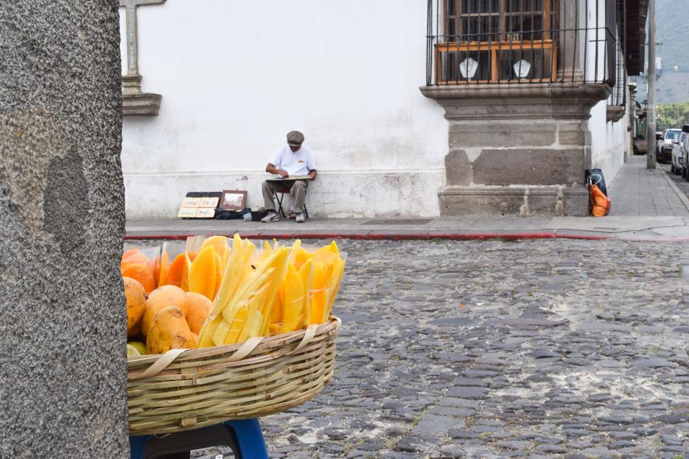 Guatemalan fruit