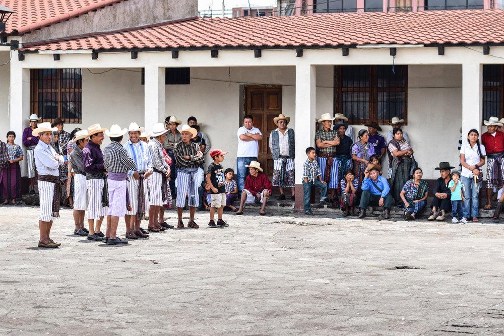 Santiago de Atitlan, Guatemala