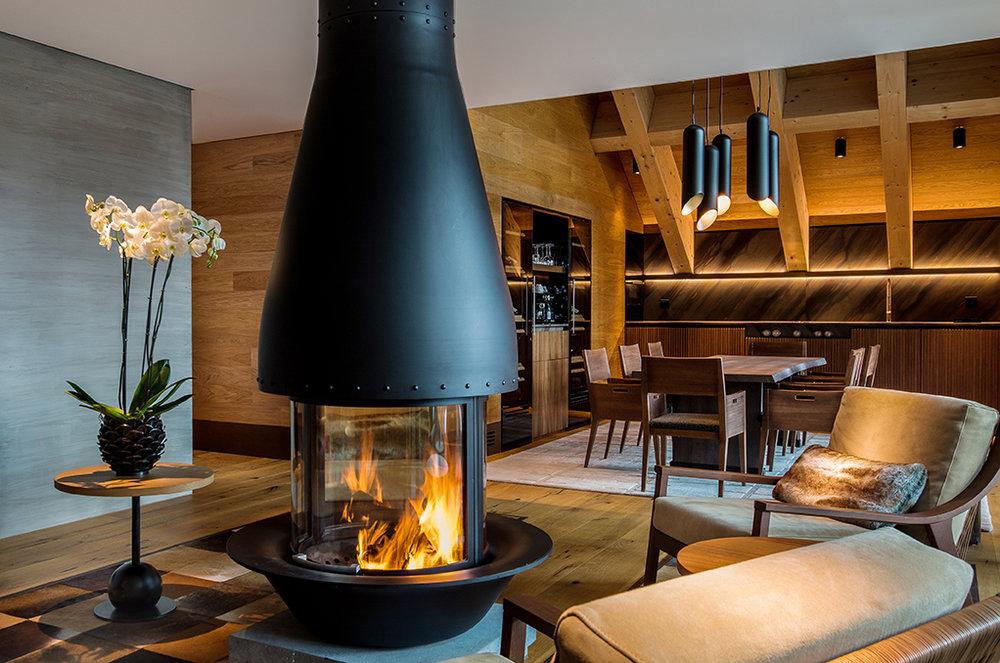 The Chedi Andermatt, Switzerland