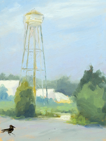 The Water Tank.
