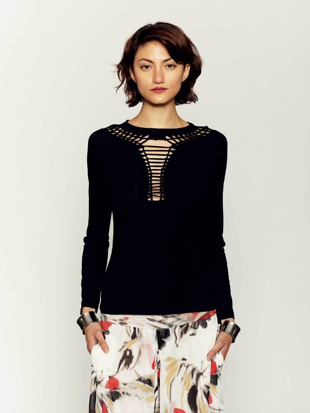 F61131 T-shirt m/l - F61055 Pantalone