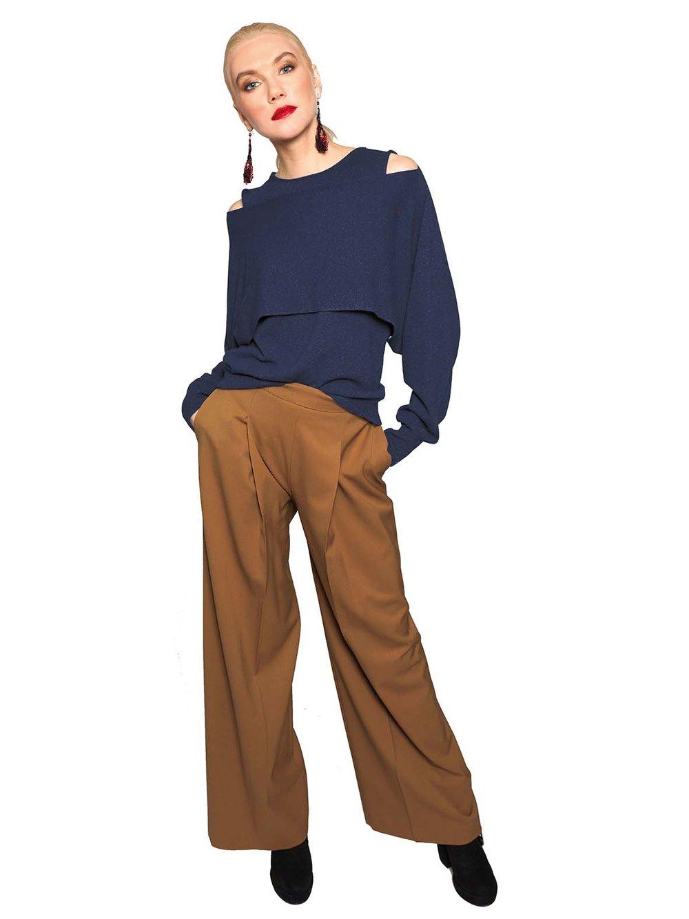 F81523 Maglia m/l   F81748 Pantalone