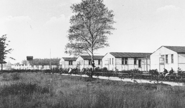 Brindley Heath Military Hospital 1918