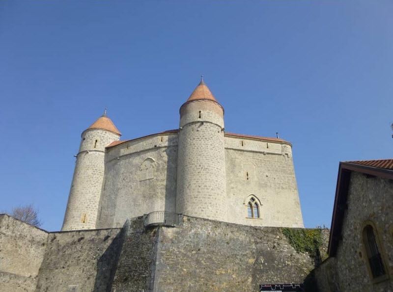 Source : Château de Grandson