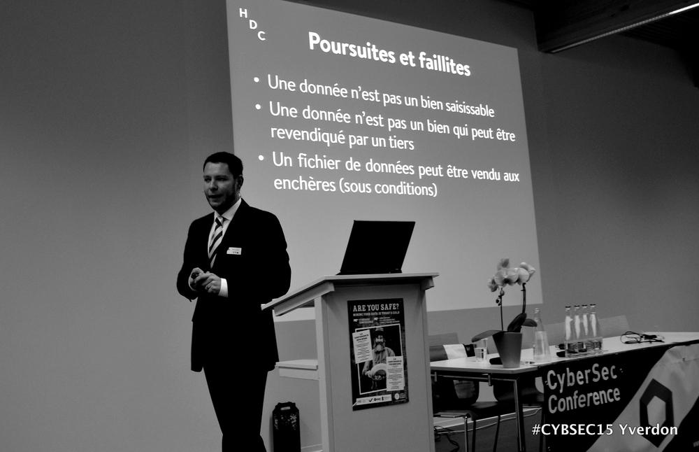 Sylvain Métille (HDC)