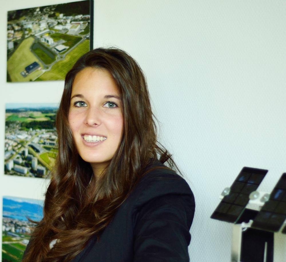 Maude Schneider (Y-Parc SA) Catering Organizer Evenings Organizer