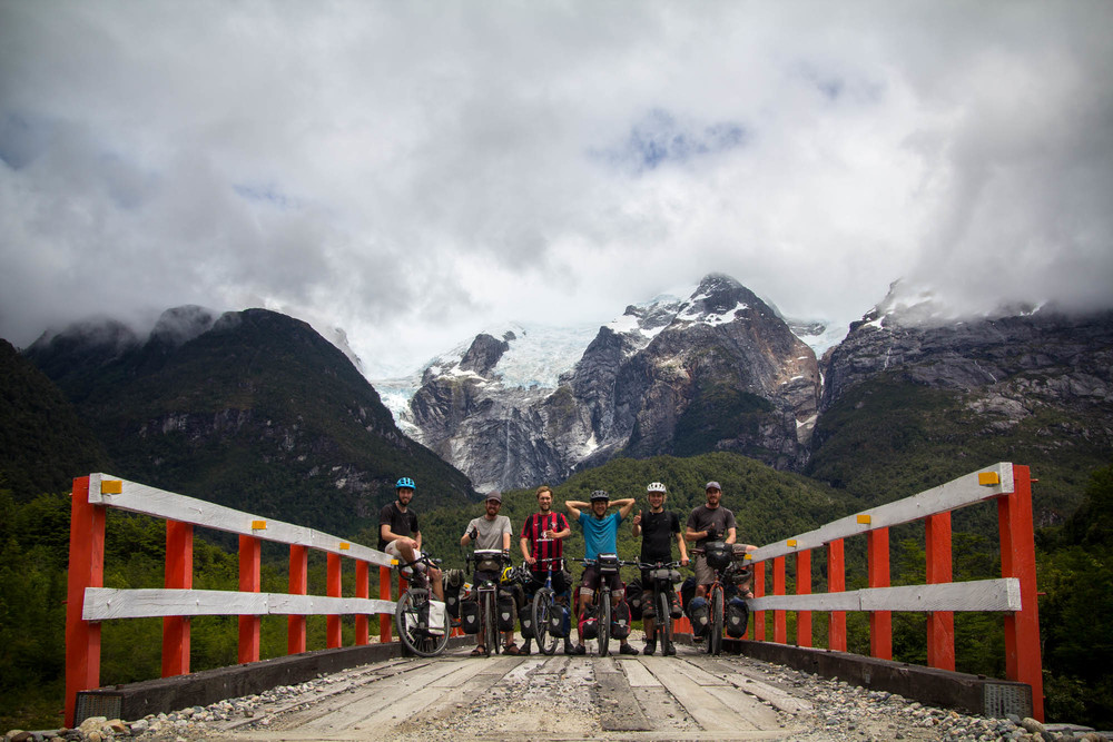 Wooden bridges, mountains and glaciers - the southern Carretera delivering
