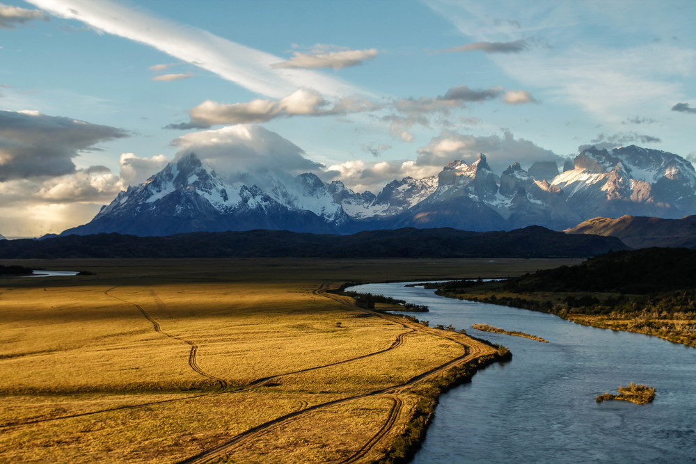 The Mighty Torres del Paine