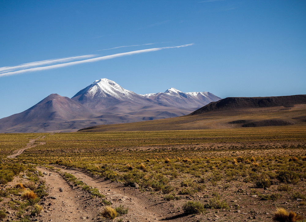 Heading off the beaten track in Bolivia