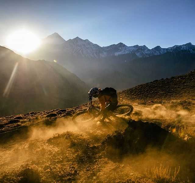 Its ridiculously exciting to see Rajesh Magar (@rjripper) nominated as one of @natgeoadventure 2018 Adventurers of the Year. @joeyschusler and I had the privilege to spend a month filming with him in Nepal last December and delving into his incredible story; from welding his first bike as a young teenager to becoming three time national champion by the age of 20. But beyond a fantastic bike rider we couldn't have met a more humble, hard working and deserving person as RJ, I have the utmost admiration for what he has, and will, achieve. - - We are now in post production of RJ's 20 minute documentary, but you can catch a few of the cuts and learn more about the man himself following the link in my bio. - - Huge thanks to @outdoorresearch, @yeticycles, @envecomposites, @smithoptics and @fox for all their support on this incredible story.