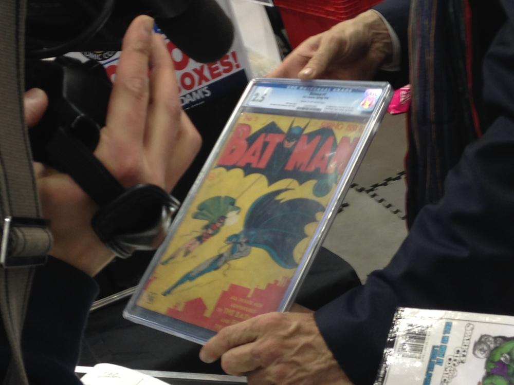 Batman #1 $45,000