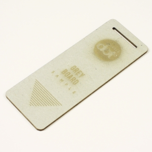 grey board - laser cut - laser engraved - Dot Laser sample.JPG