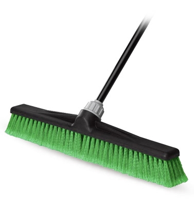 O-Cedar 24-inch Professional Multi-surface Push Broom
