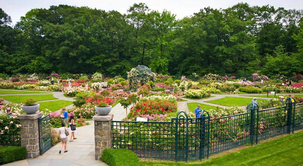 The New York Botanical Garden is a National Historic Landmark