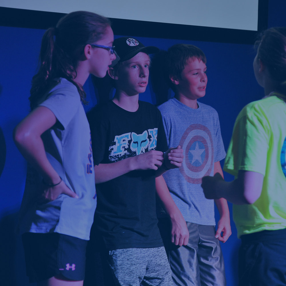 ImpACT - Student Ministries