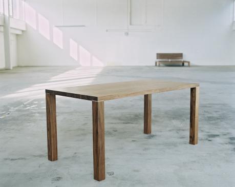 Nussbaum, 160 x 80 cm