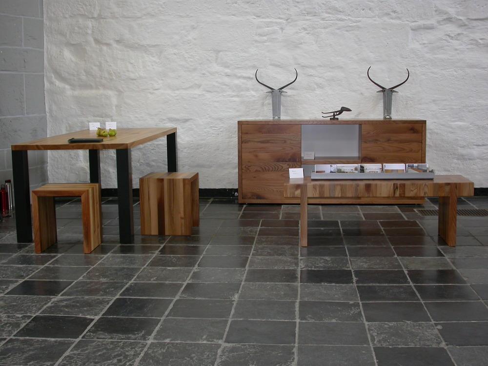 Ausstellung in der Aula Carolina, Aachen, 2013