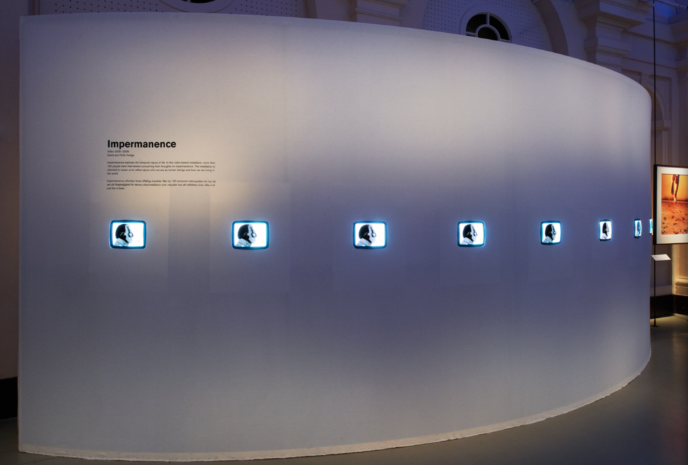 8 Channel - Installation - Nobel Musuem - Stockholm