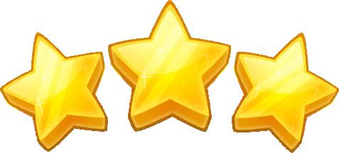 3/5 STARS