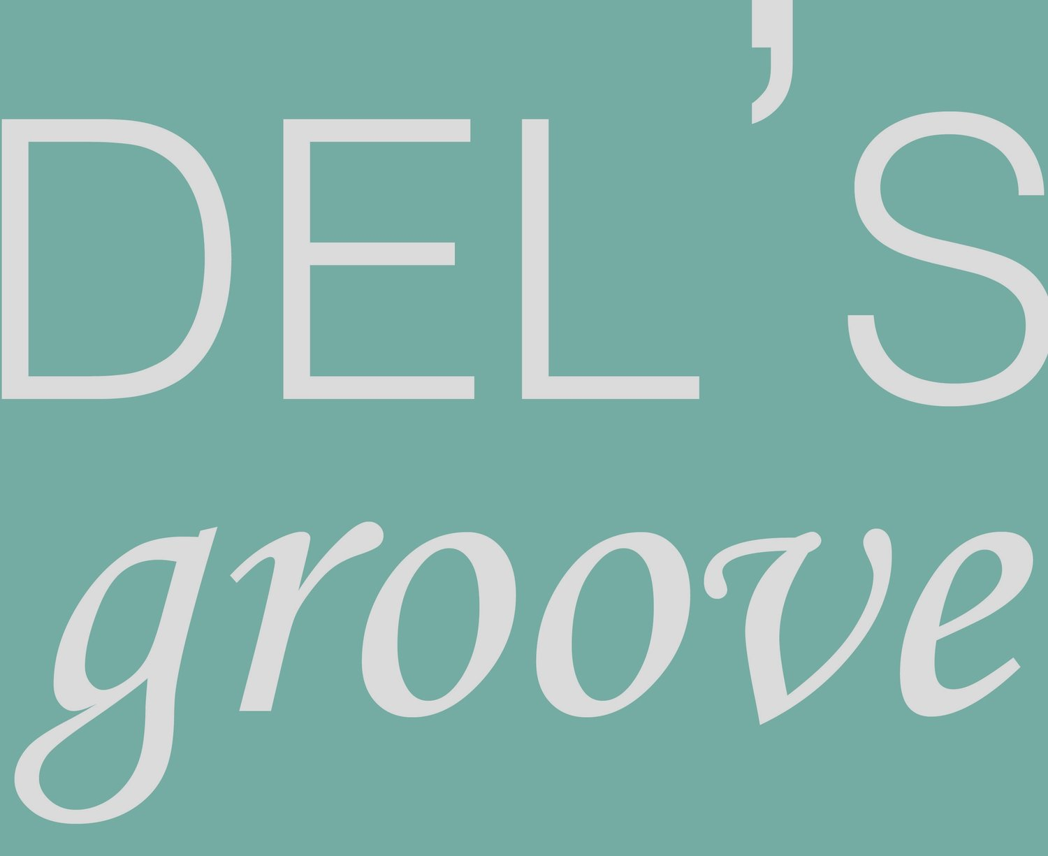 Del's Groove