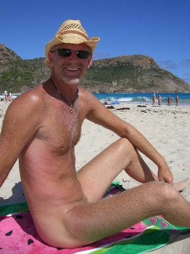 Clothing optional gay nude key west