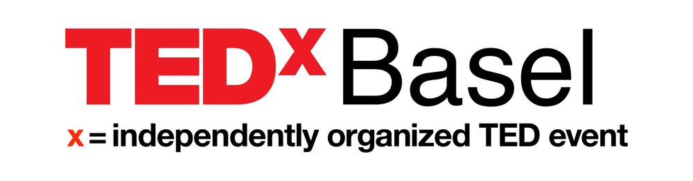 The Official TEDxBasel Logo