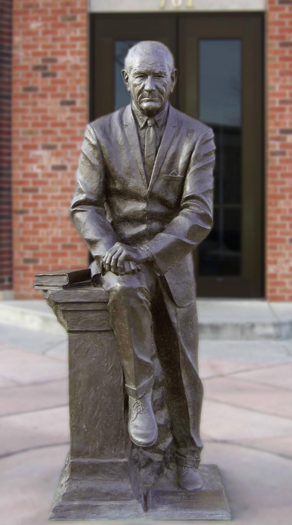 Lyndon B. Johnson - 2002