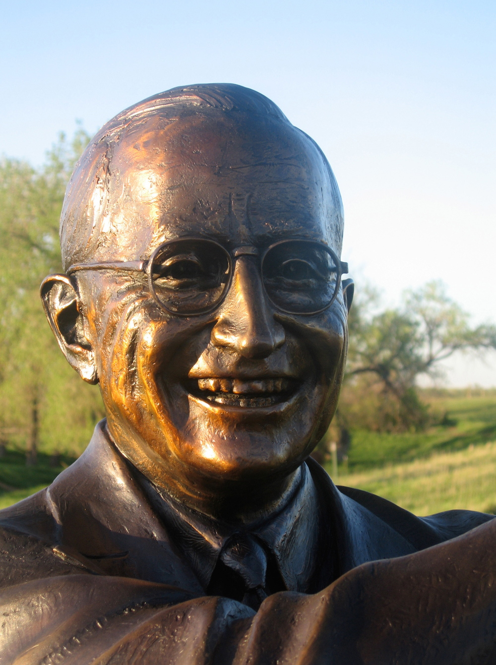 Harry S. Truman - detail