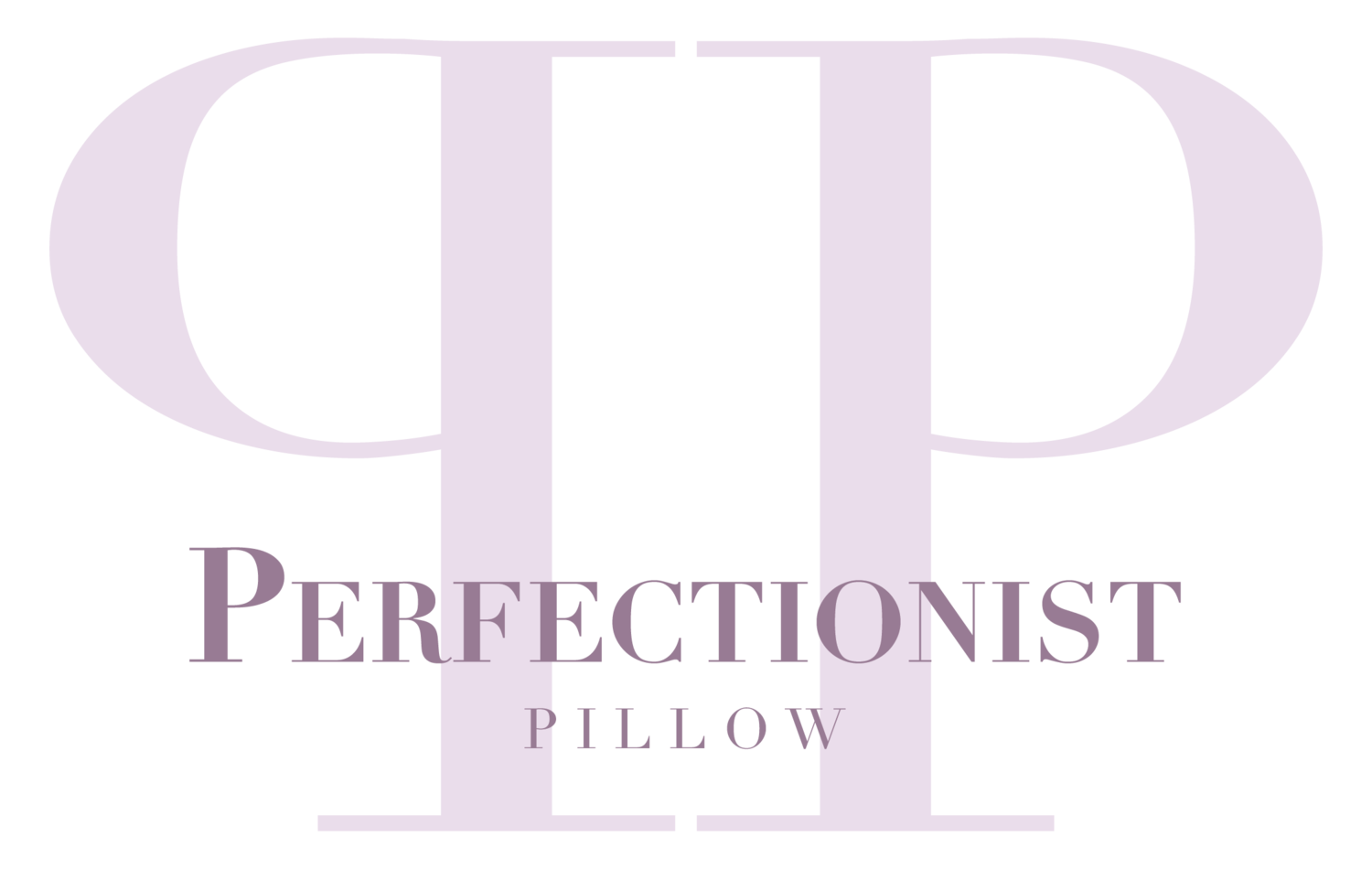 Perfectionist Pillow