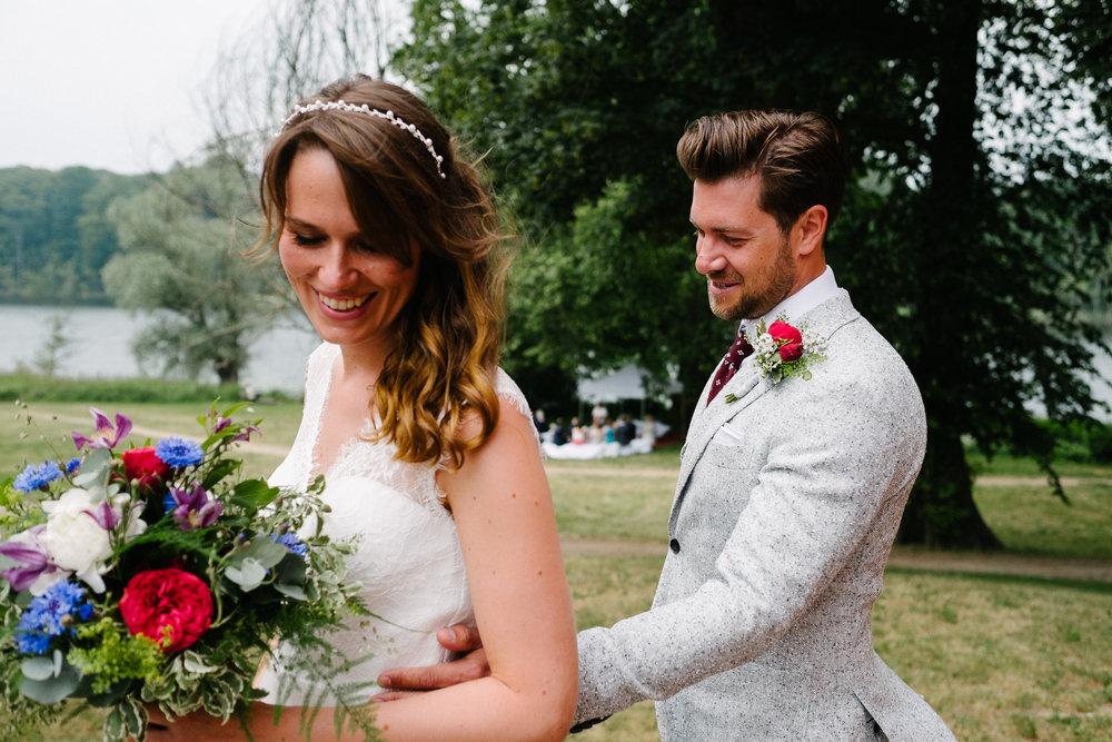Hochzeit auf dem Landgut Stober -