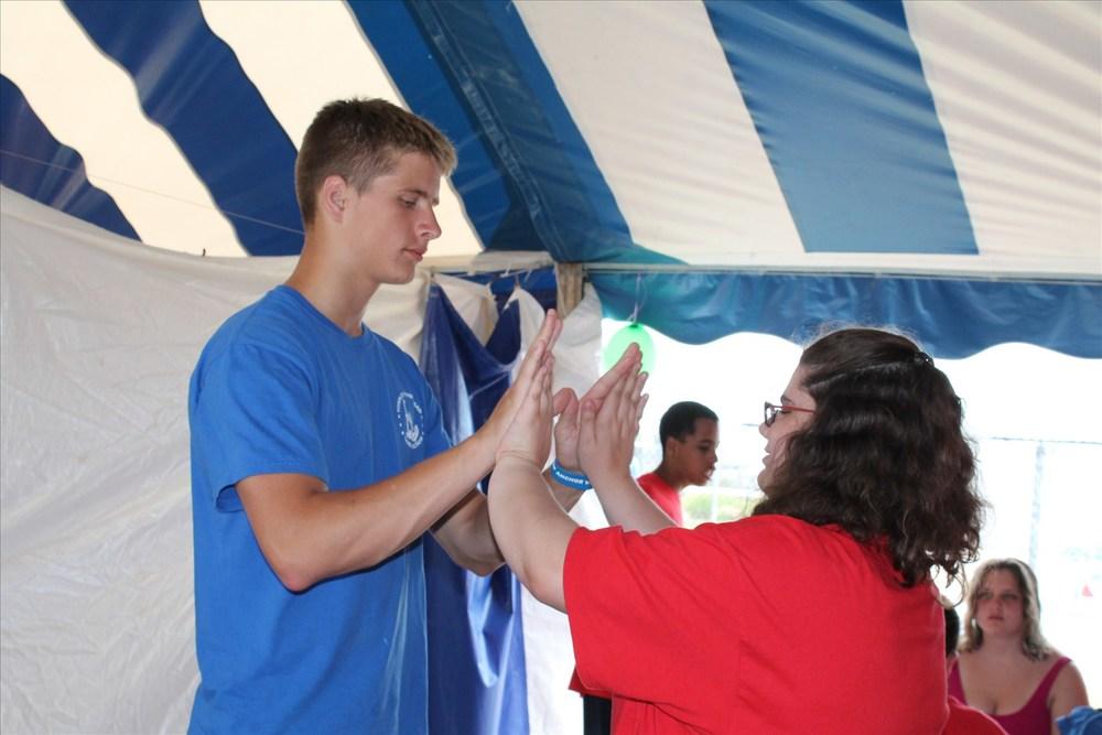 Volunteer Anchor Program