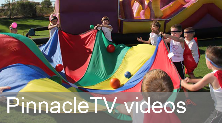 Click here for  PinnacleTV's video  archives.
