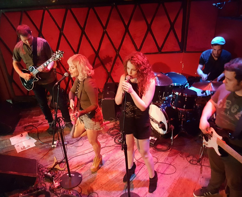 At Rockwood August 15, 2016
