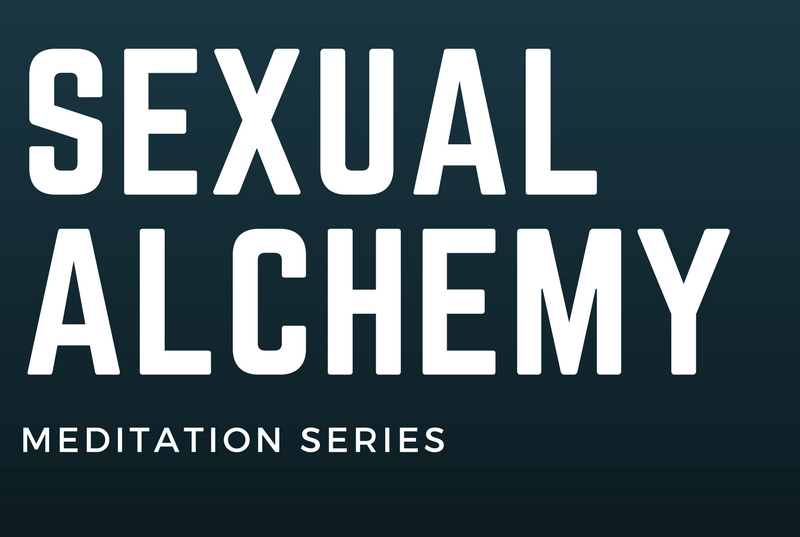 Meditation Series - 3 part audio meditations for the practice of channeling your sex drive into creativity.