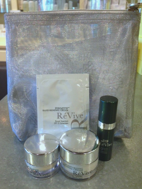 Your gift with any 2 ReVive products!
