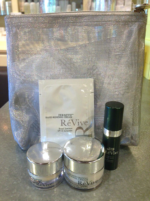 Your gift with a $150 RéVive purchase (while supplies last)...