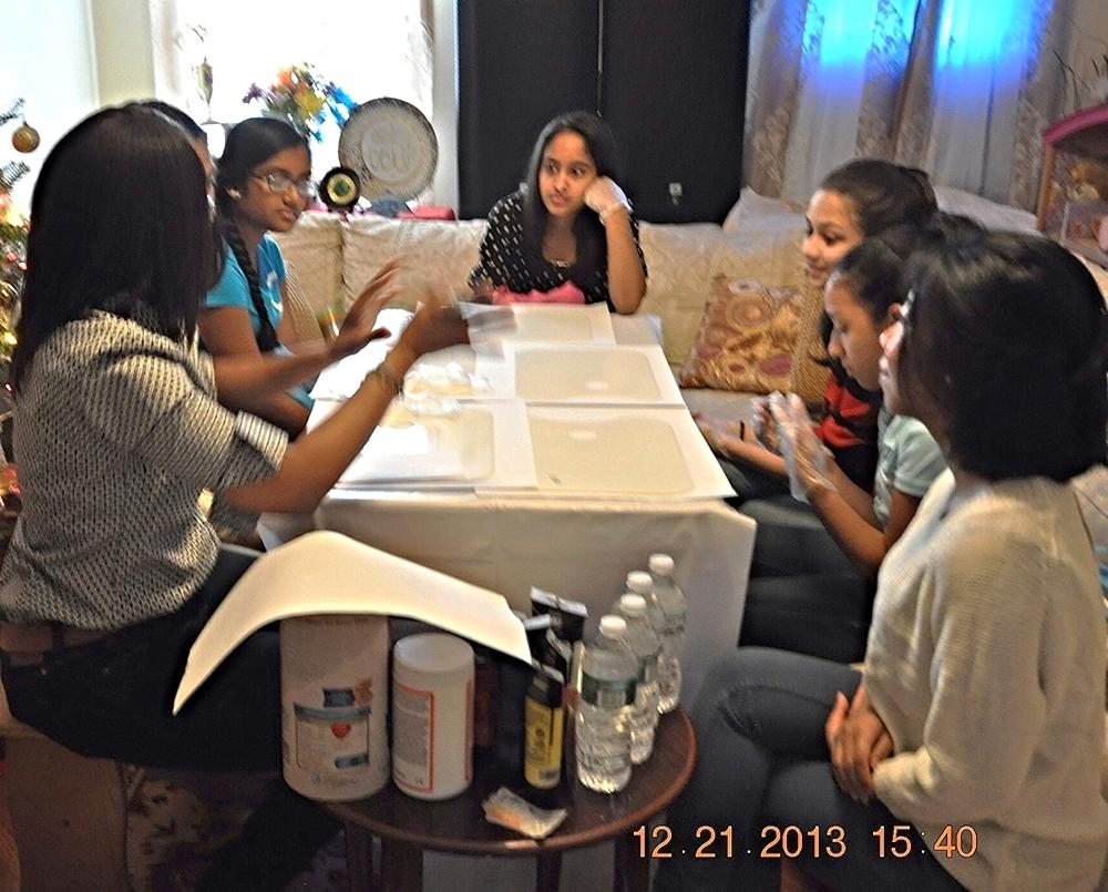 Artist, Samirah + Friends