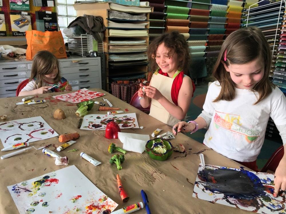 Elementary arts challenge
