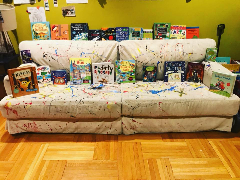 The Colorful Couch Children Series   - of Forest Hills