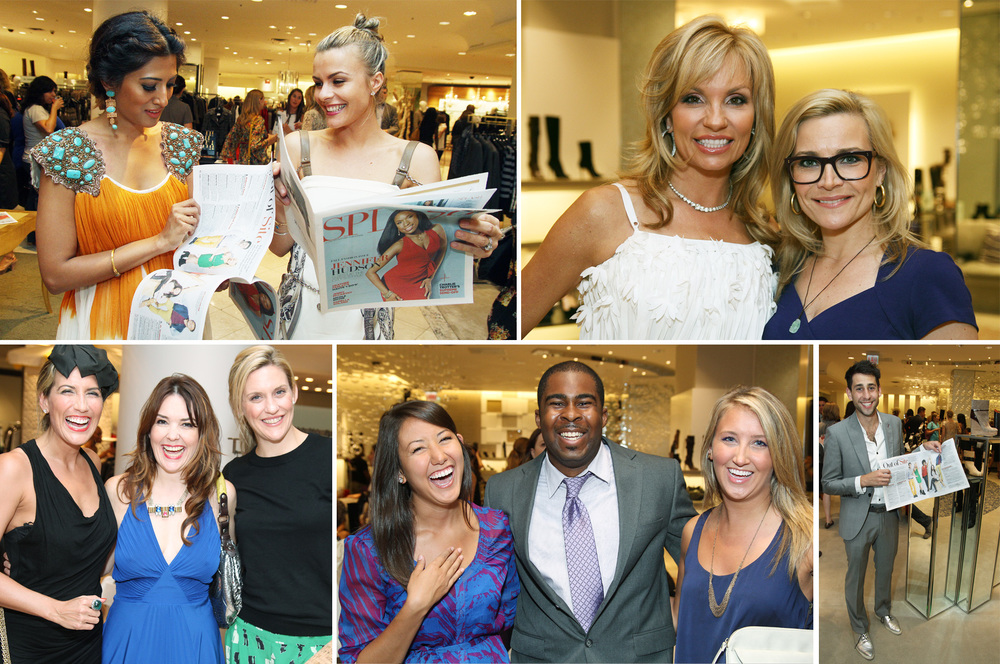 Launch event for the Chicago Sun-Times SPLASH lifestyle magazine